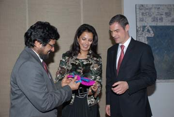 Launch Of Book Mots Transparent S Words By Goyal Publishers Embassy La France En Inde France In India