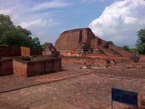 Bihar, Ancient ruins of the University of Nalanda