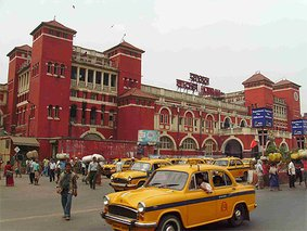 Bengale occidental, Gare de Howrah