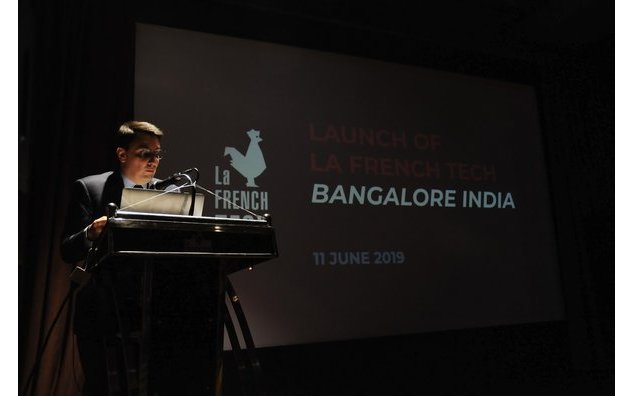 Launch of the French Tech Community Bangalore - India