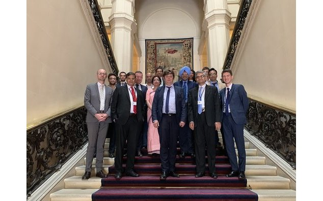 The third Indo-French cyber dialogue was held in Paris on Thursday, 20th June, 2019.