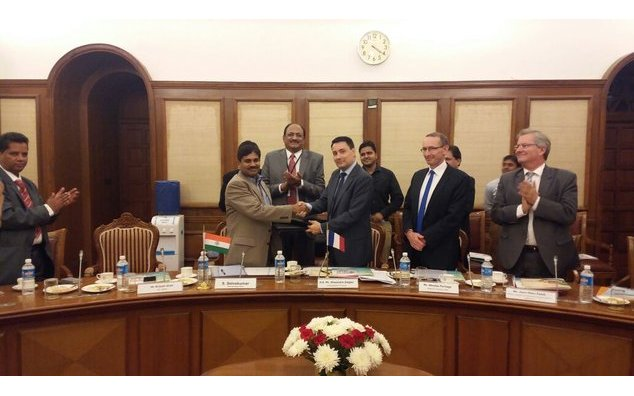Credit facility agreement of 130 million euros for financing the Nagpur metro rail project