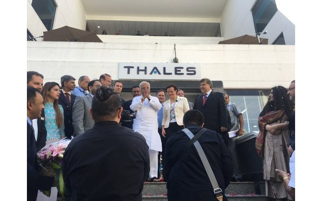 Thales Engineering Competence Centre in Bengaluru