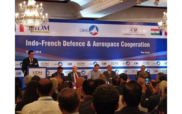 GIFAS in India to strengthen French-Indian aerospace cooperation