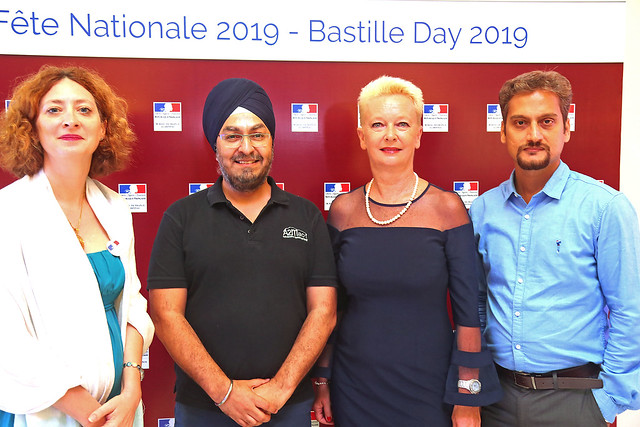 Bastille Day Bdf 2019